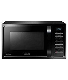 Samsung 28 Ltr MC28H5025VK Convection Microwave Black