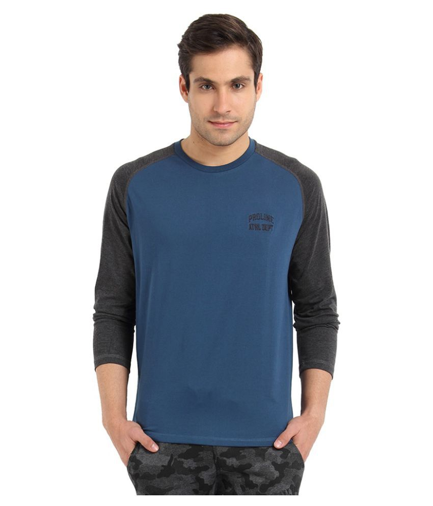 Proline Blue Round T-Shirt
