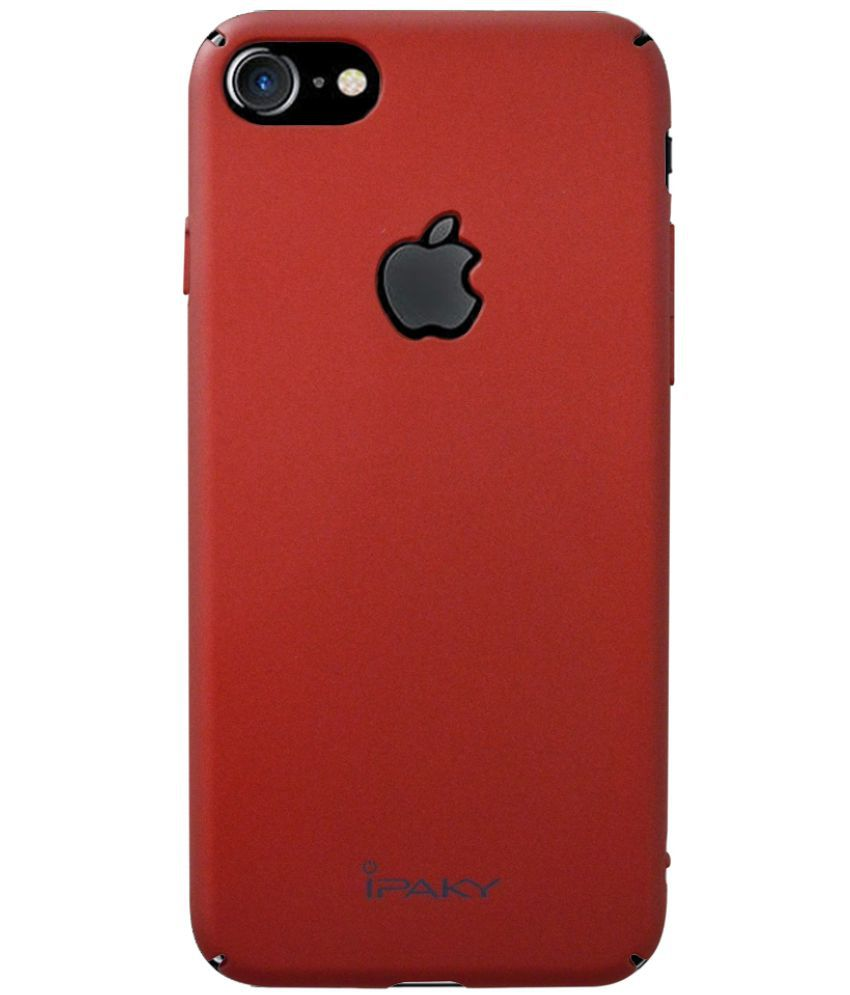 huge discount 2c644 07873 Apple iPhone 7 Cover by COVERNEW - Red