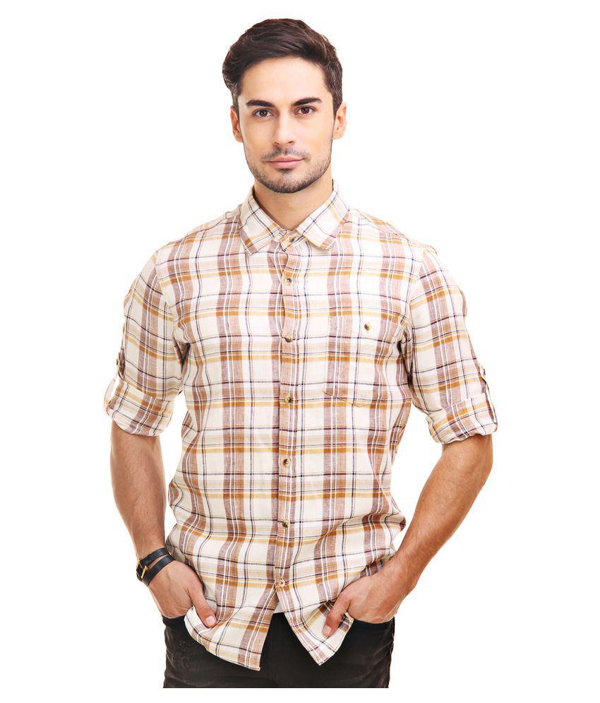 Chokore Multi Casuals Slim Fit Shirt