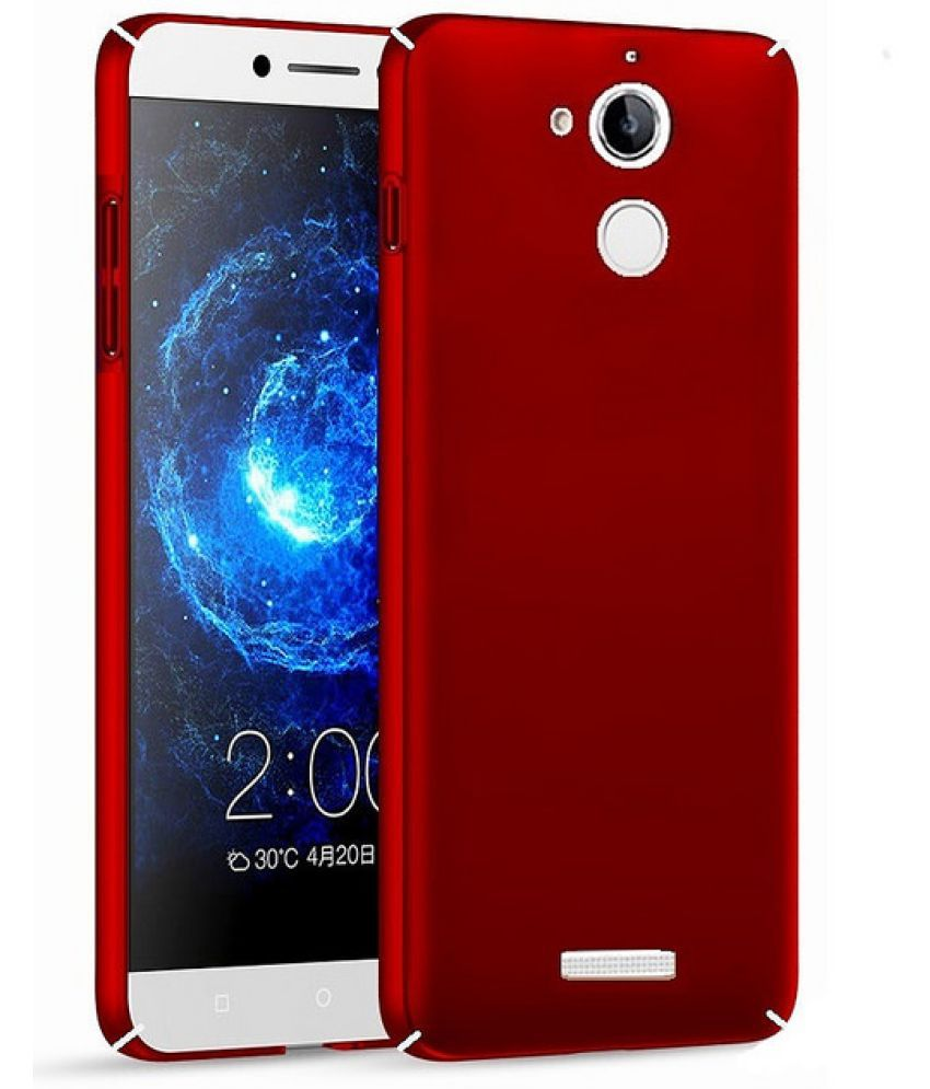 new concept 5d688 d1897 Coolpad Note 5 Cover by Wow Imagine - Red
