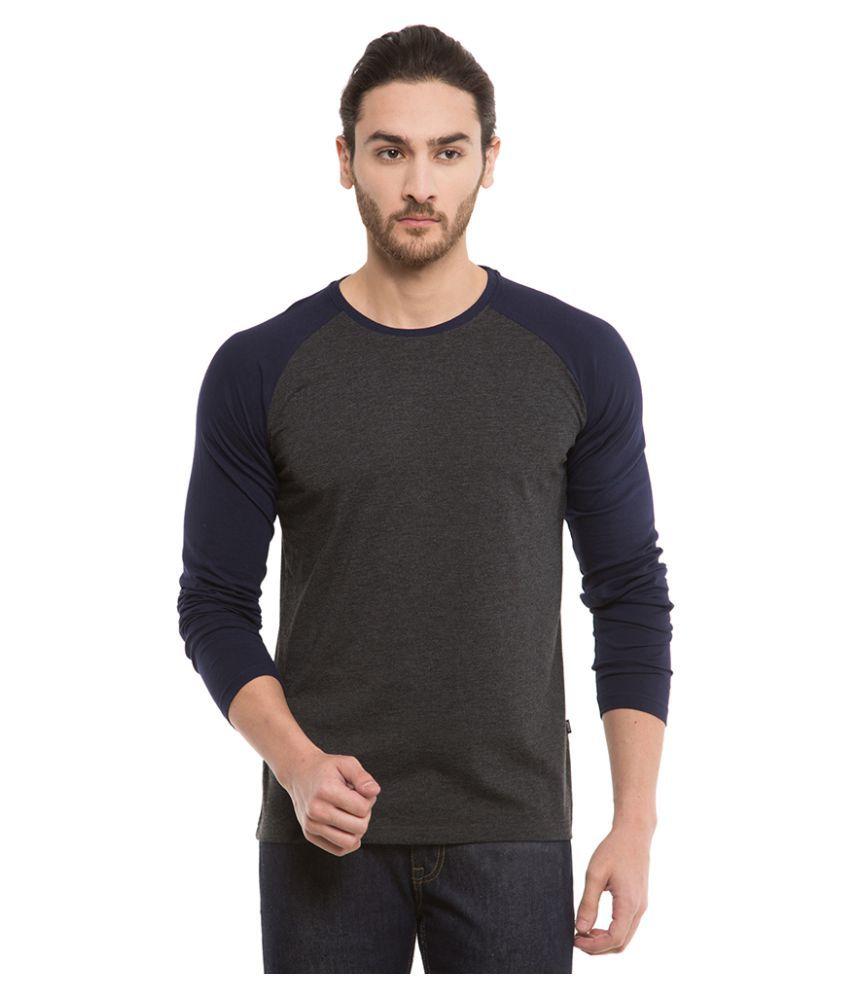 Highlander Grey Round T-Shirt