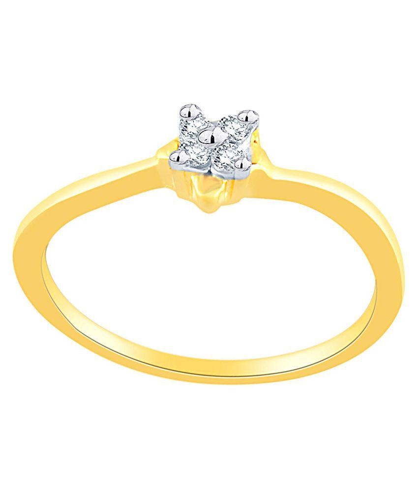 Maya Diamonds 95.5 Lumineux Diamond Ring