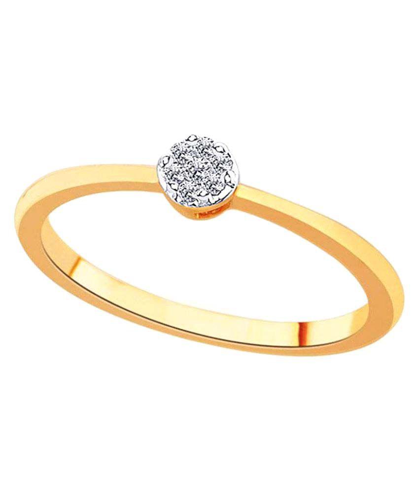 Shuddhi 95.5 Lumineux Diamond Ring