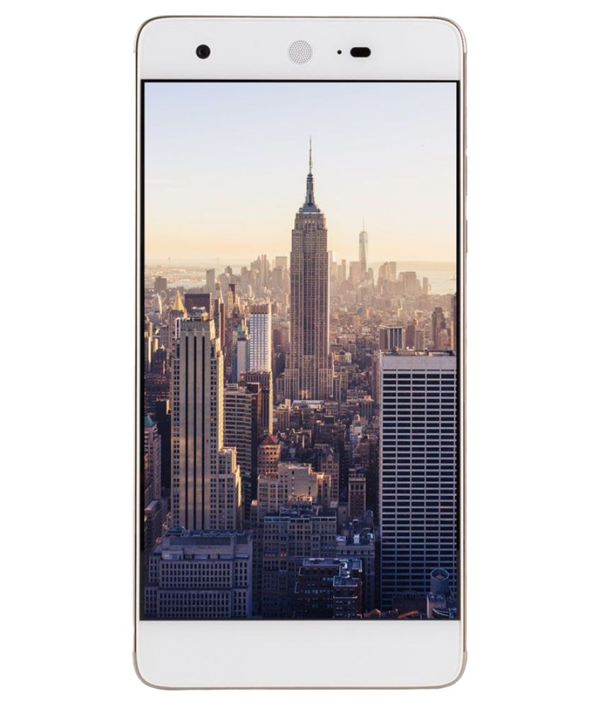 InFocus Epic 1 ( 32GB , 3 GB ) Gold