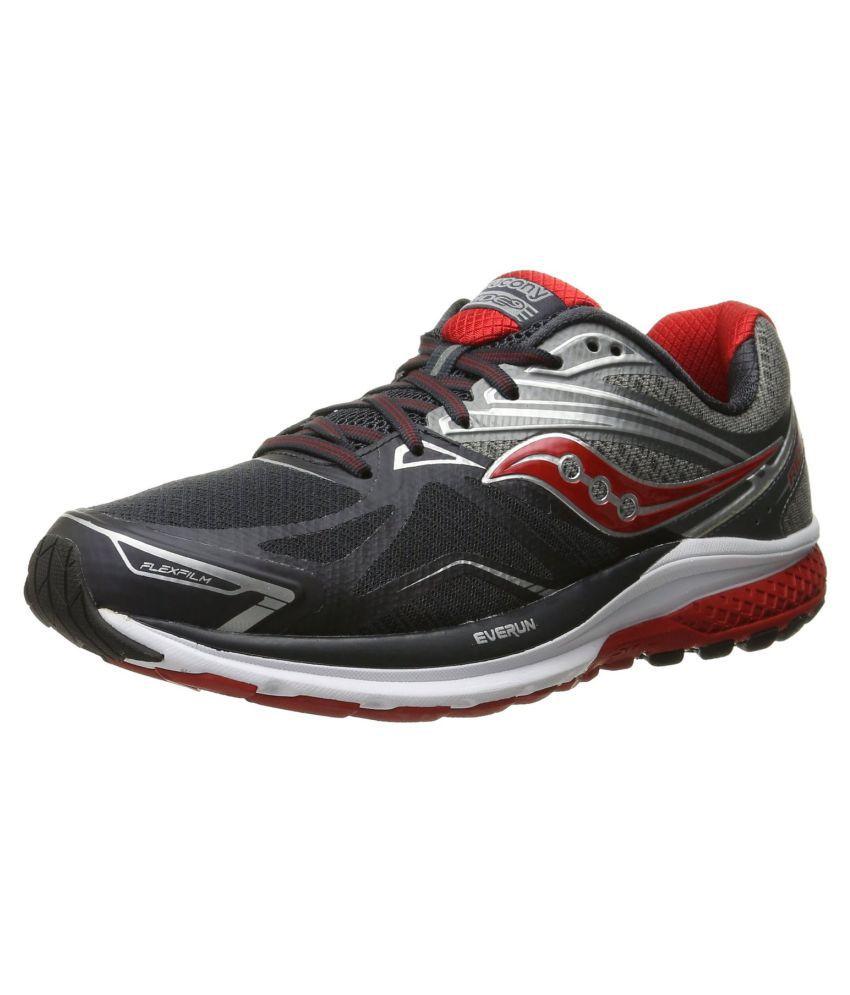 Saucony Men s Ride 9 Running Shoes Black