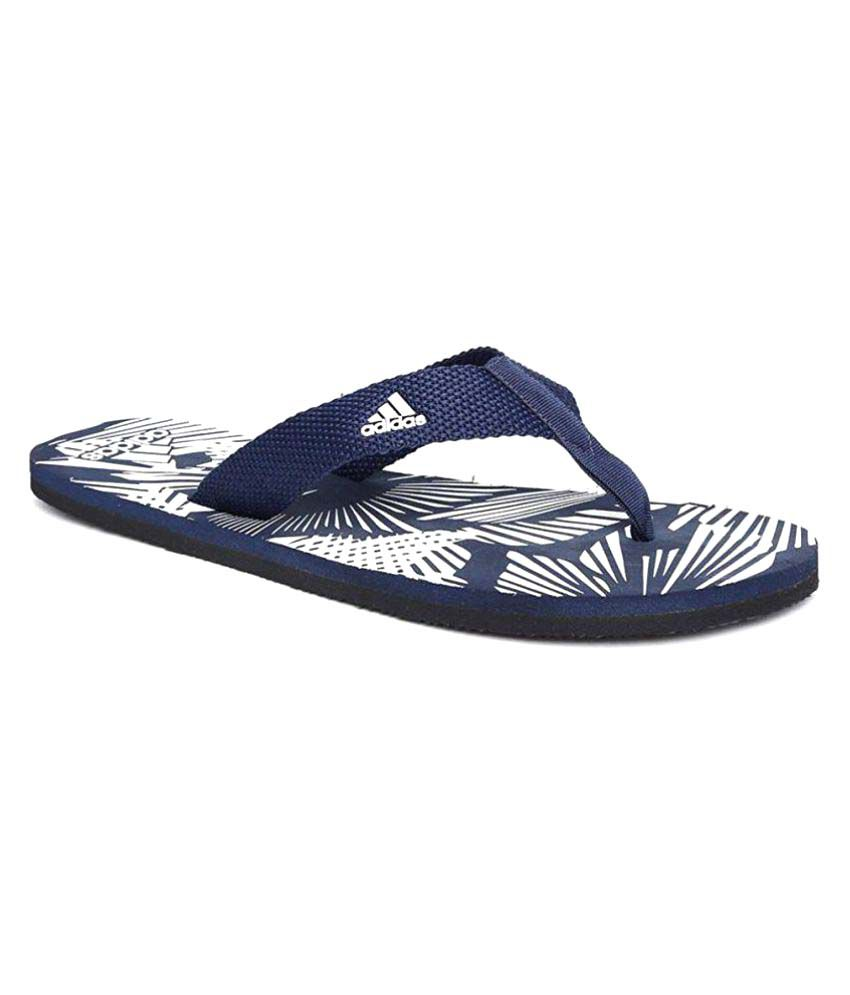 d564dd170d9 Adidas Blue Thong Flip Flop available at SnapDeal for Rs.489
