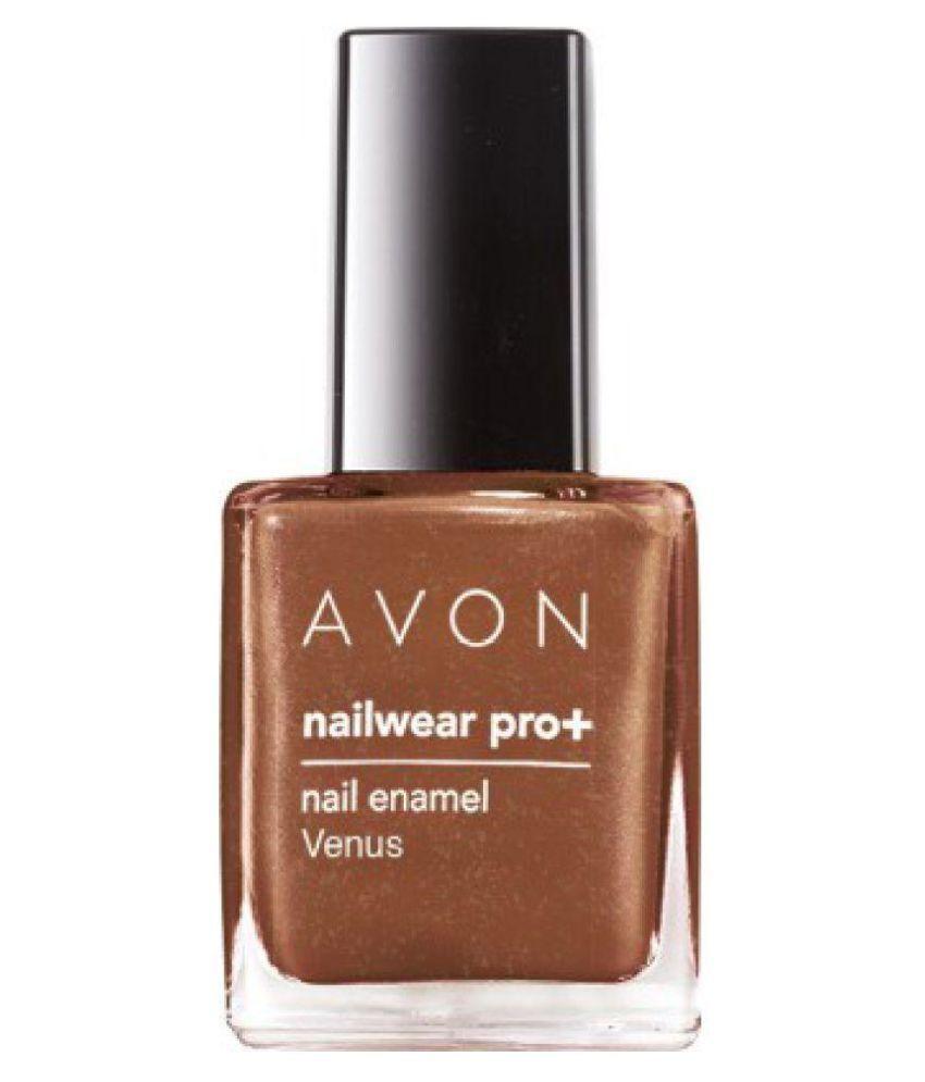 Avon Pink Nail Polish: Avon Nail Polish Brown 8 Ml: Buy Avon Nail Polish Brown 8