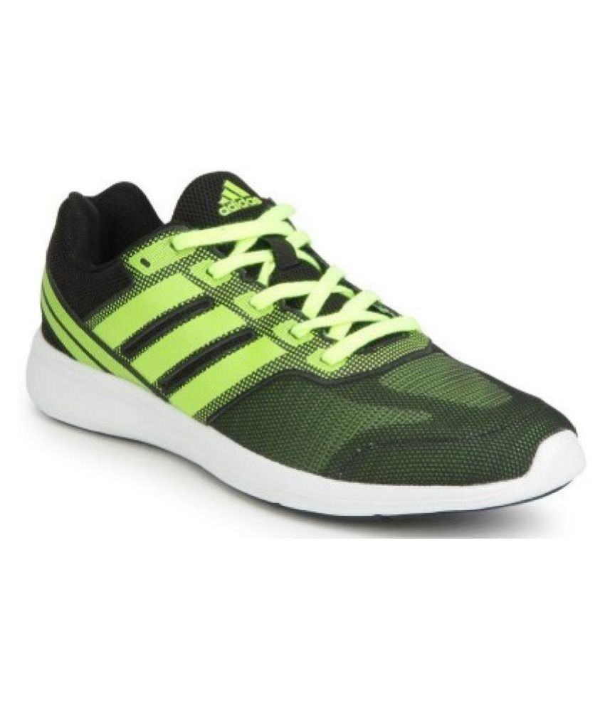 4a9dbe2caf68 Adidas BA2798 Green Running Shoes - Buy Adidas BA2798 Green Running Shoes  Online at Best Prices in India on Snapdeal