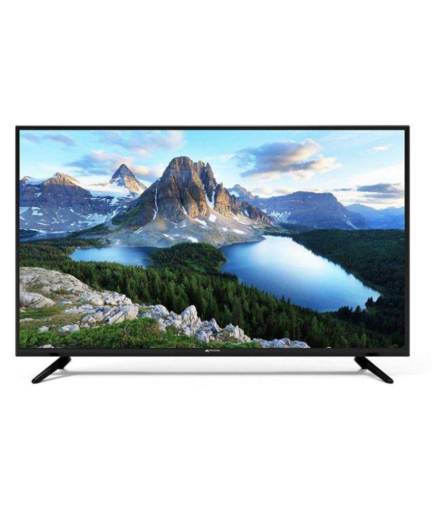 Wonderbaarlijk Buy Micromax 20A8100HD 50 cm ( 20 ) HD Ready (HDR) LED Online at UA-82