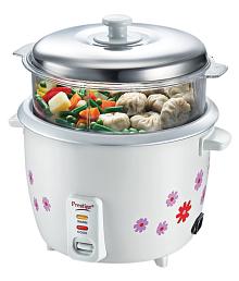 Prestige 1.8 Ltr Electric Rice Cooker - PRWOS