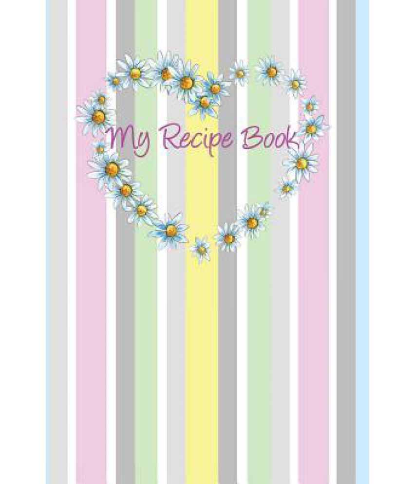 My Recipe Book Online At Low Price