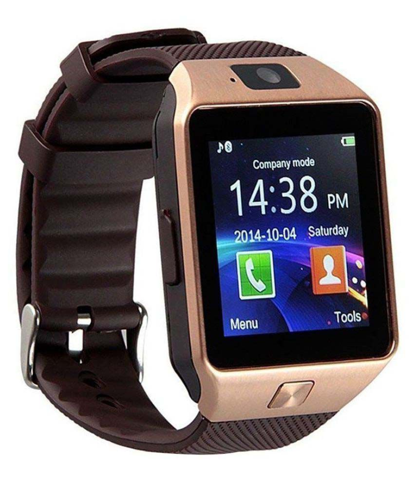 Oasis Brown Smart Watches canvas xpress