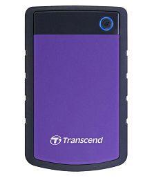 Transcend 25H3P 2 TB USB 3.0 Purple