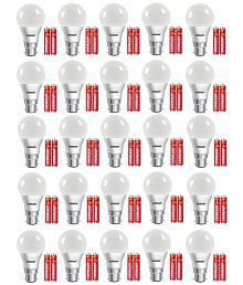 Eveready 9W Pack Of 25 Led Bulbs - Cool Day Light