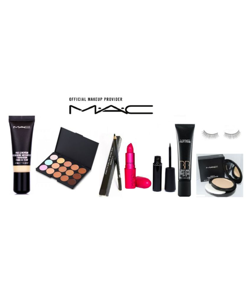 Mac professional cosmetics charming Makeup Kit 50 gm Pack ...