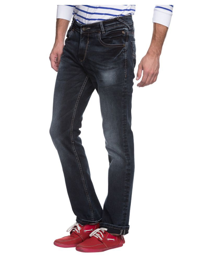 Blondo Black Regular Fit Jeans