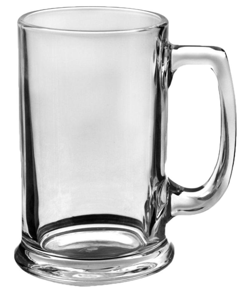 Treo Blink Max Beer Mug 420 ml - 2 Pcs - Nocolortrans: Buy Online at ...