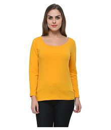 3415a84704f Mustard Tops for Women - Buy Mustard Women Tops Online at Low Prices ...