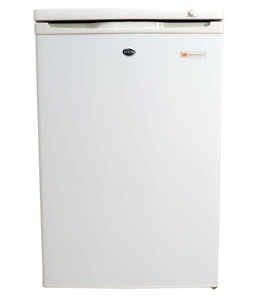 WHITE WESTINGHOUSE, USA 92 Ltr No Star MUFF12 Deep Freezer Refrigerator - White