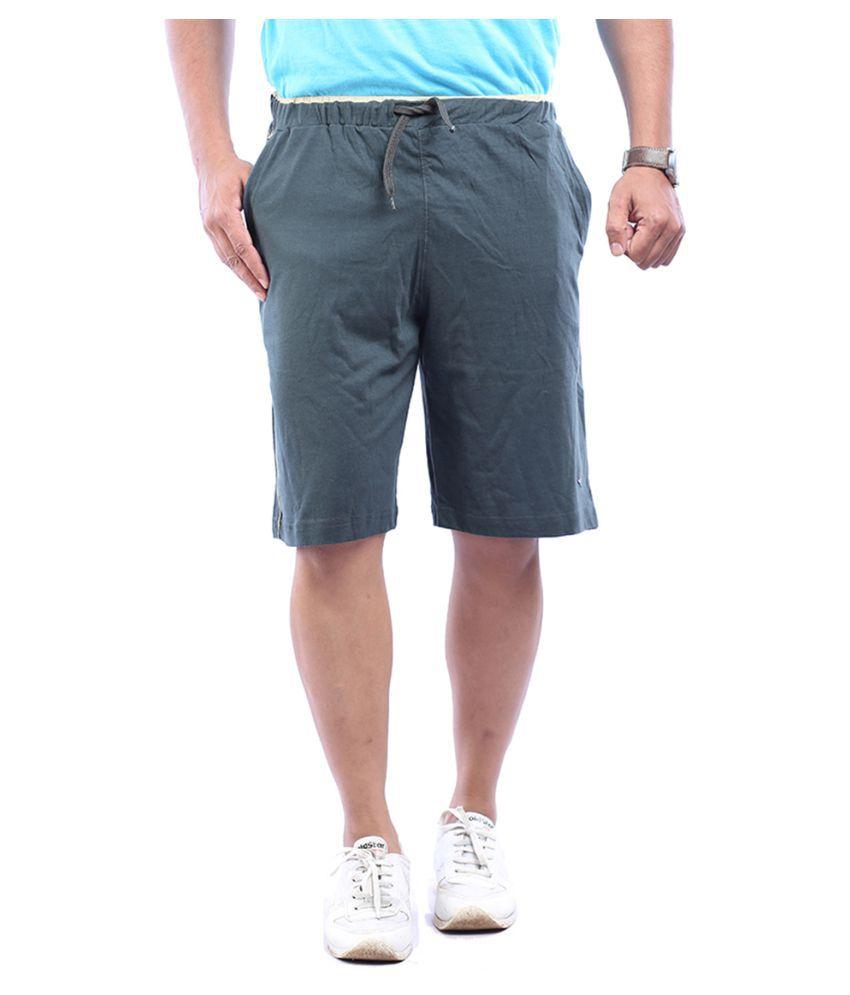 Wexford Green Shorts