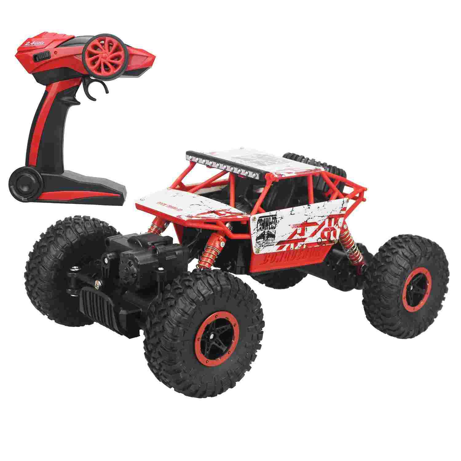 MousePotato 1 18 4WD Rally Car Rock Crawler f Road Race Monster