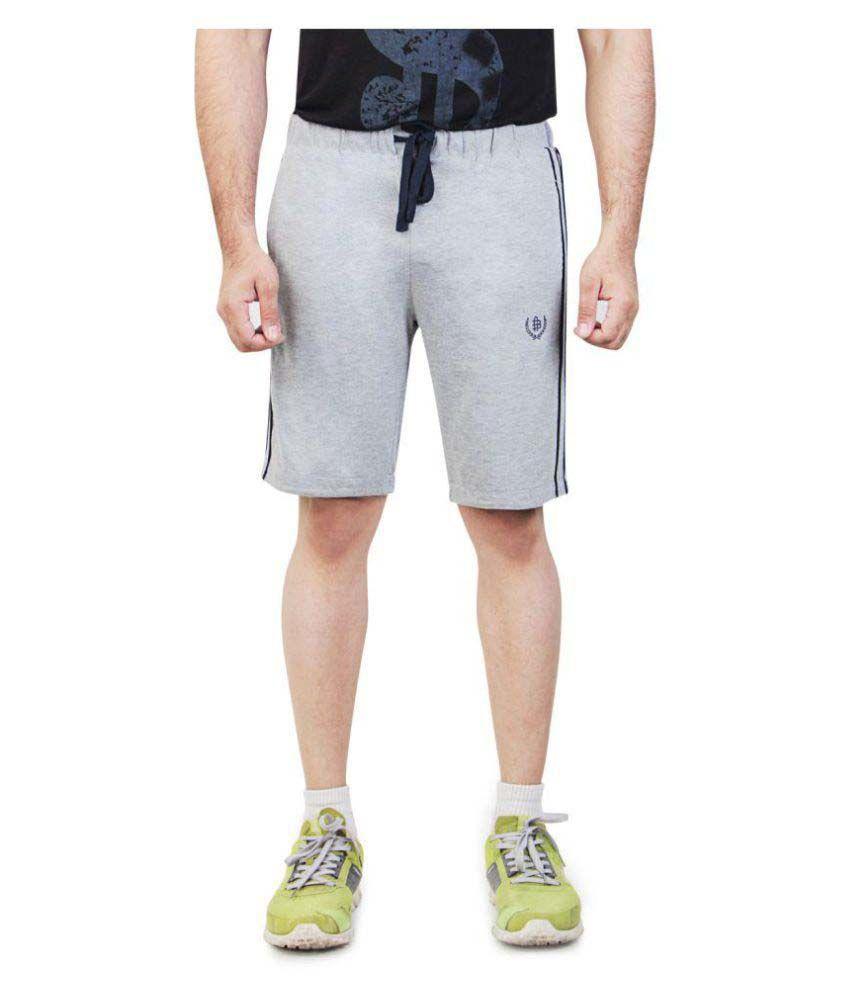 Bongio Grey Shorts
