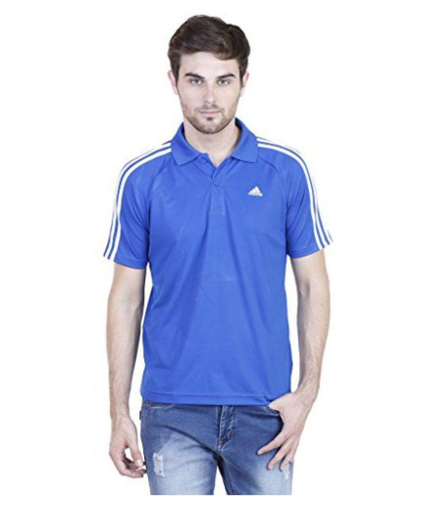 Adidas Men's Synthetic Polo Shirts