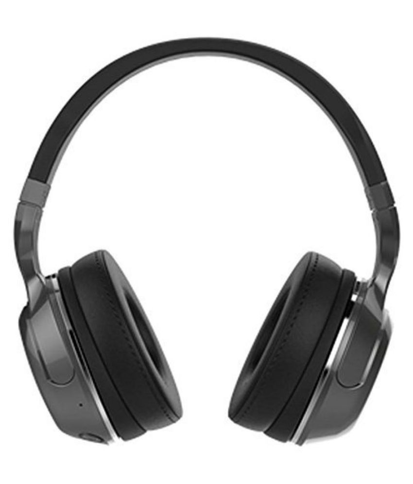 6f2ac8c9853 ... Skullcandy Hesh 2 Wireless - Silver/Black Bluetooth Headphones  (S6HBHY-516) ...