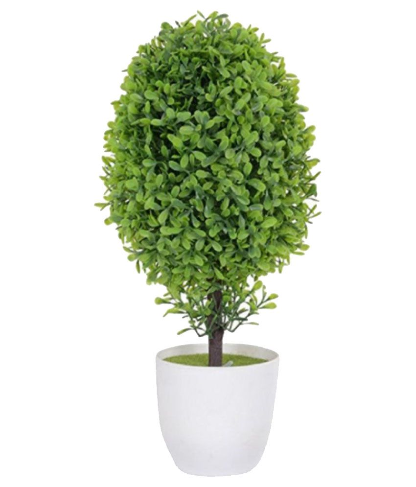 Green Plant Indoor Artificial Multicolour Tree Plastic
