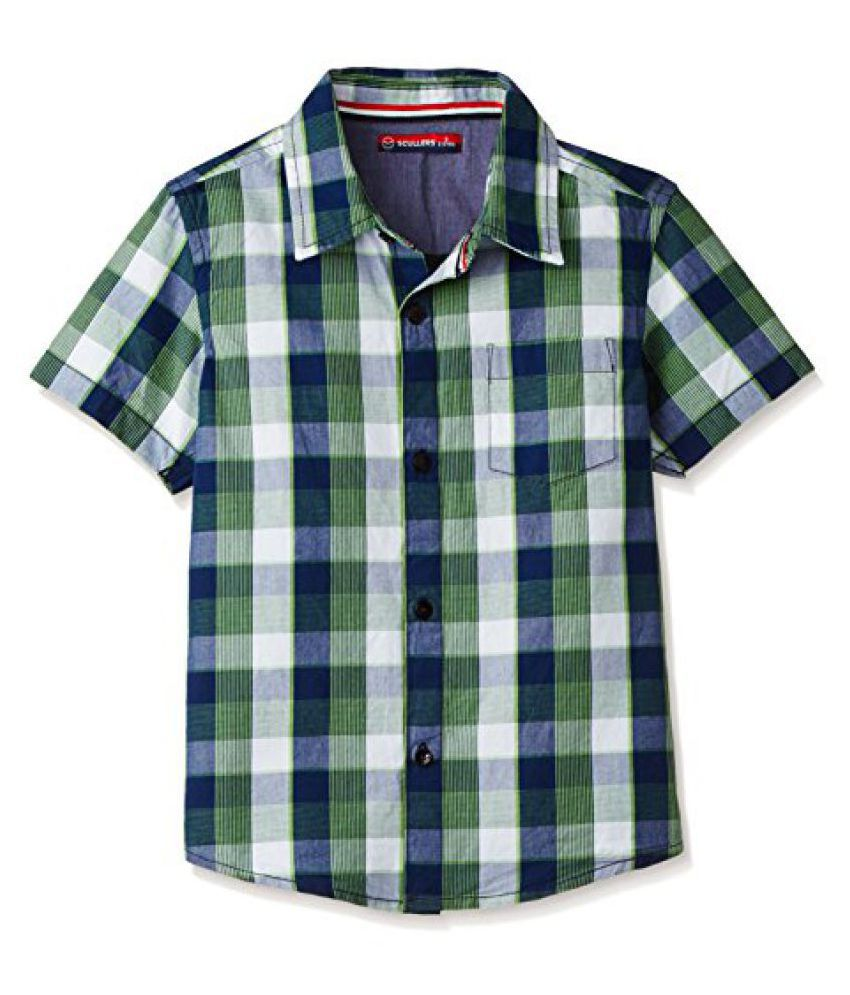 Scullers Kids Boys Shirt