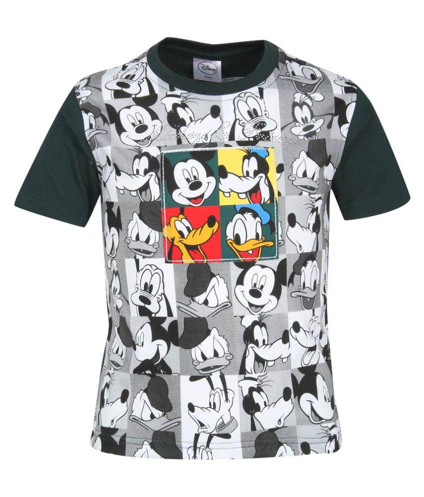 Disney Multicolor T Shirt