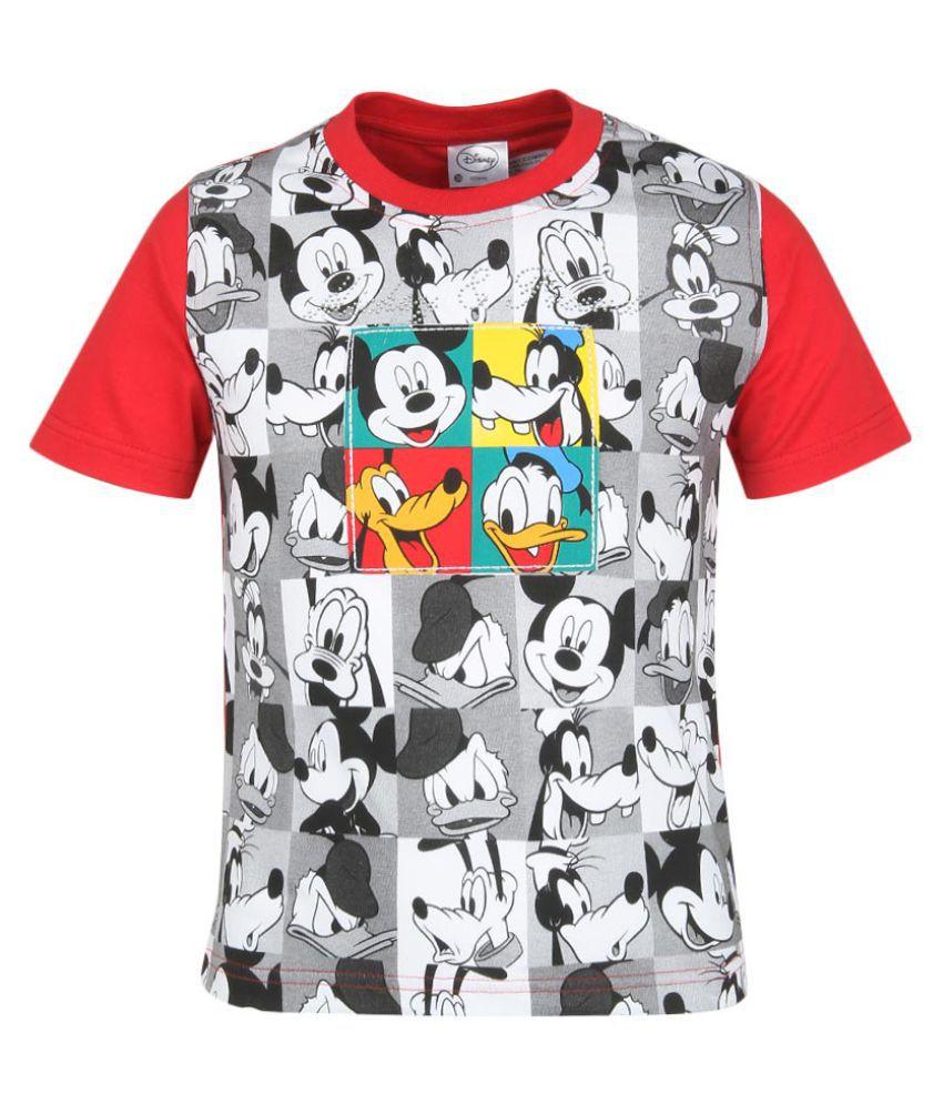 Disney Multicolor T-Shirt