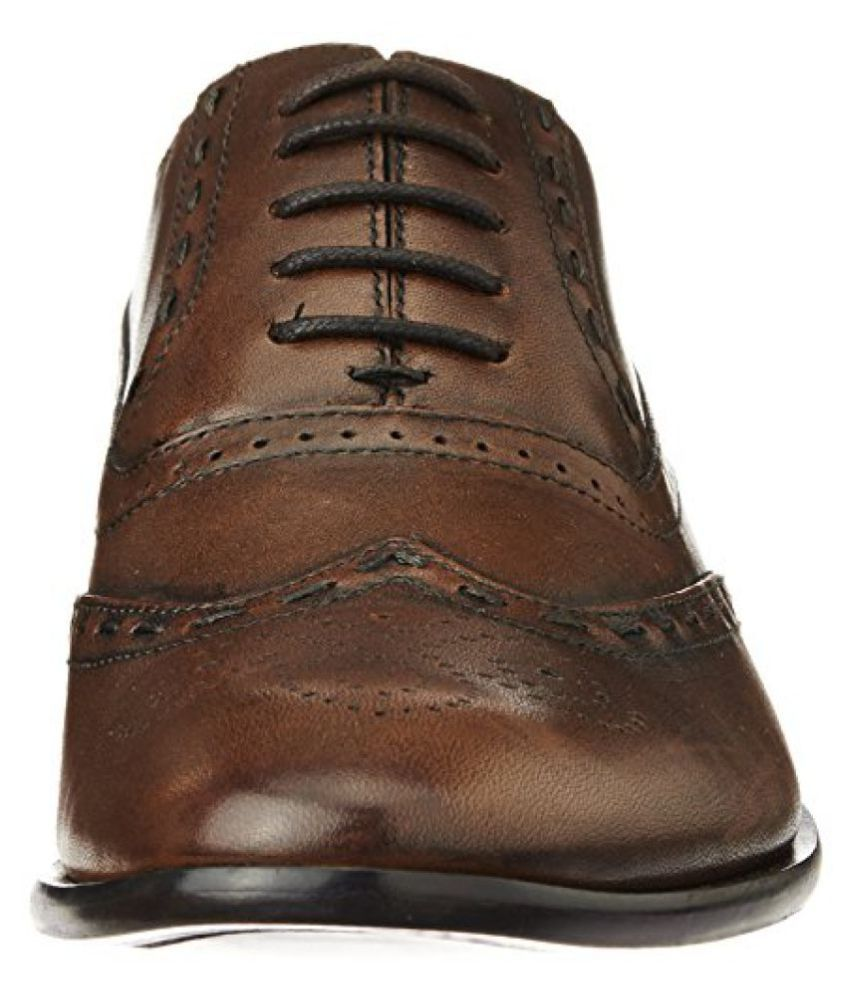 574c893983fec Hush Puppies Mens Ysla Leather Formal Shoes Price in India- Buy Hush ...