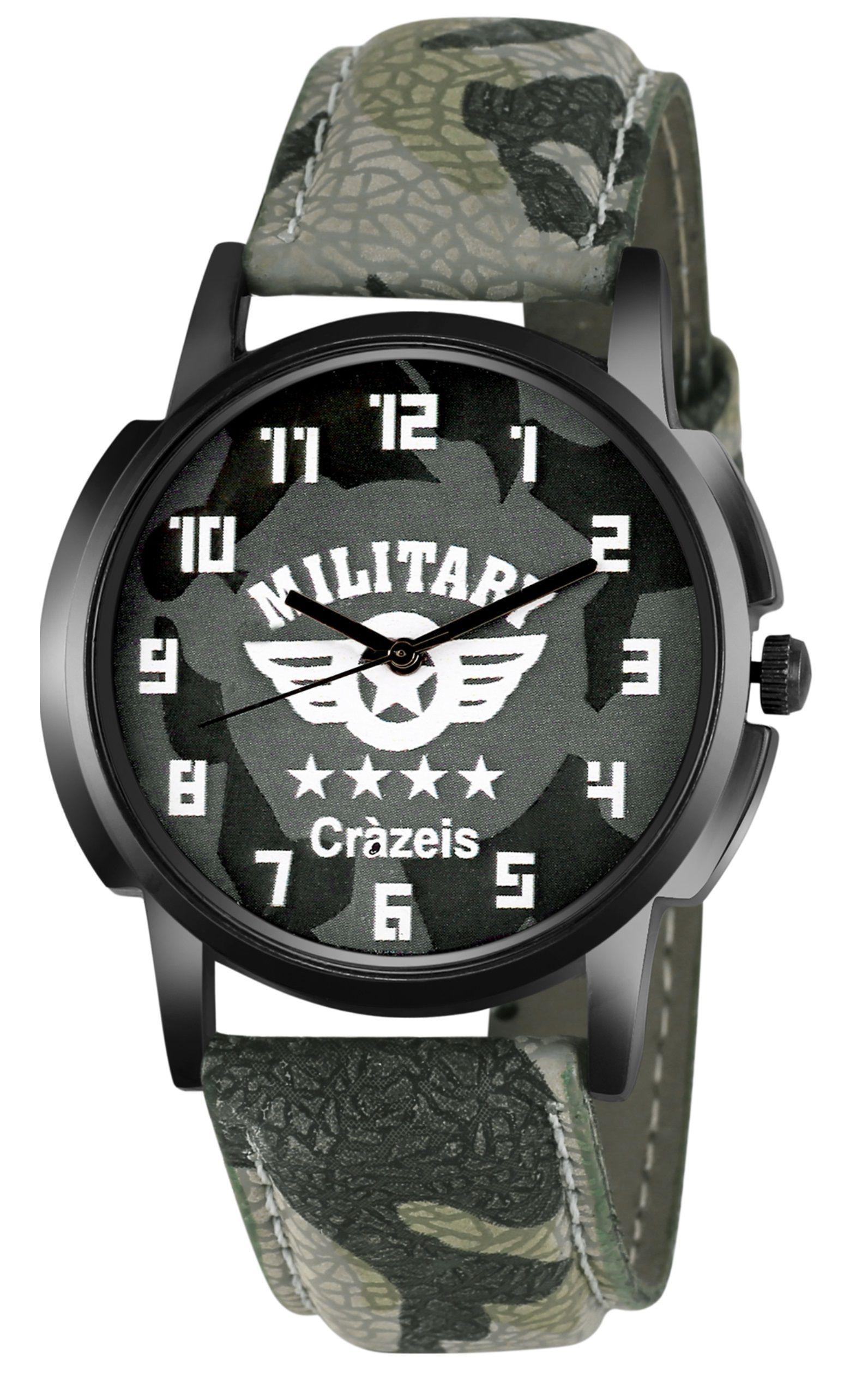 Wrist watch on discount - Crazeis Multicolour Analog Wrist Watch