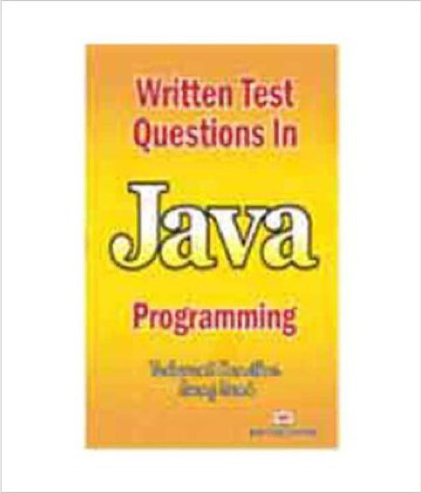 the papaer java test questions and This java online test simulates a real online certification exams you will be presented multiple choice questions (mcqs) based on core java concepts, where you will.