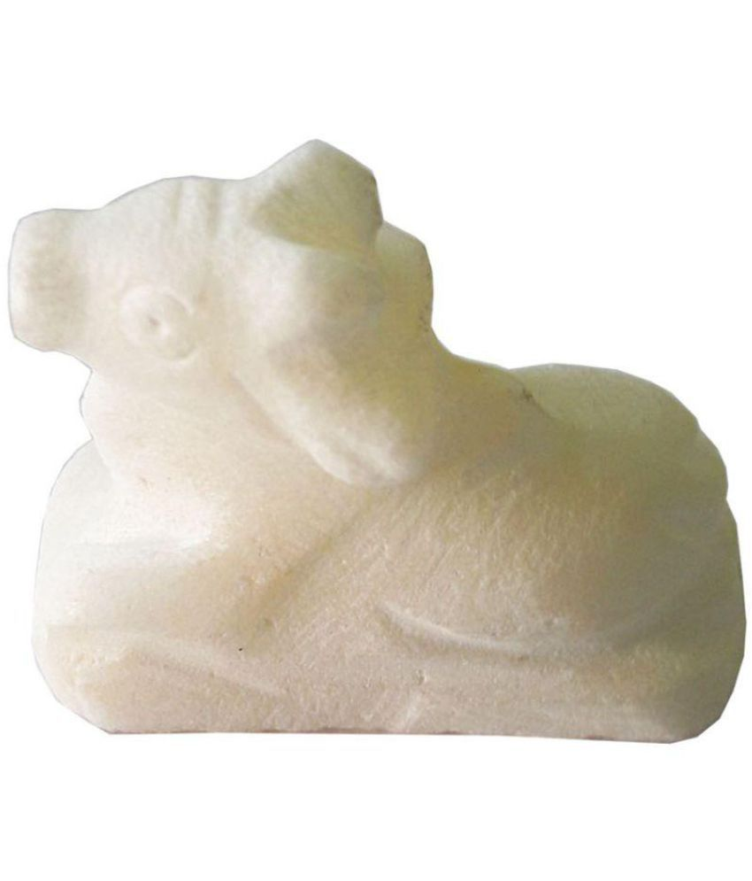 Craftera Nandi Pindi Marble Idol