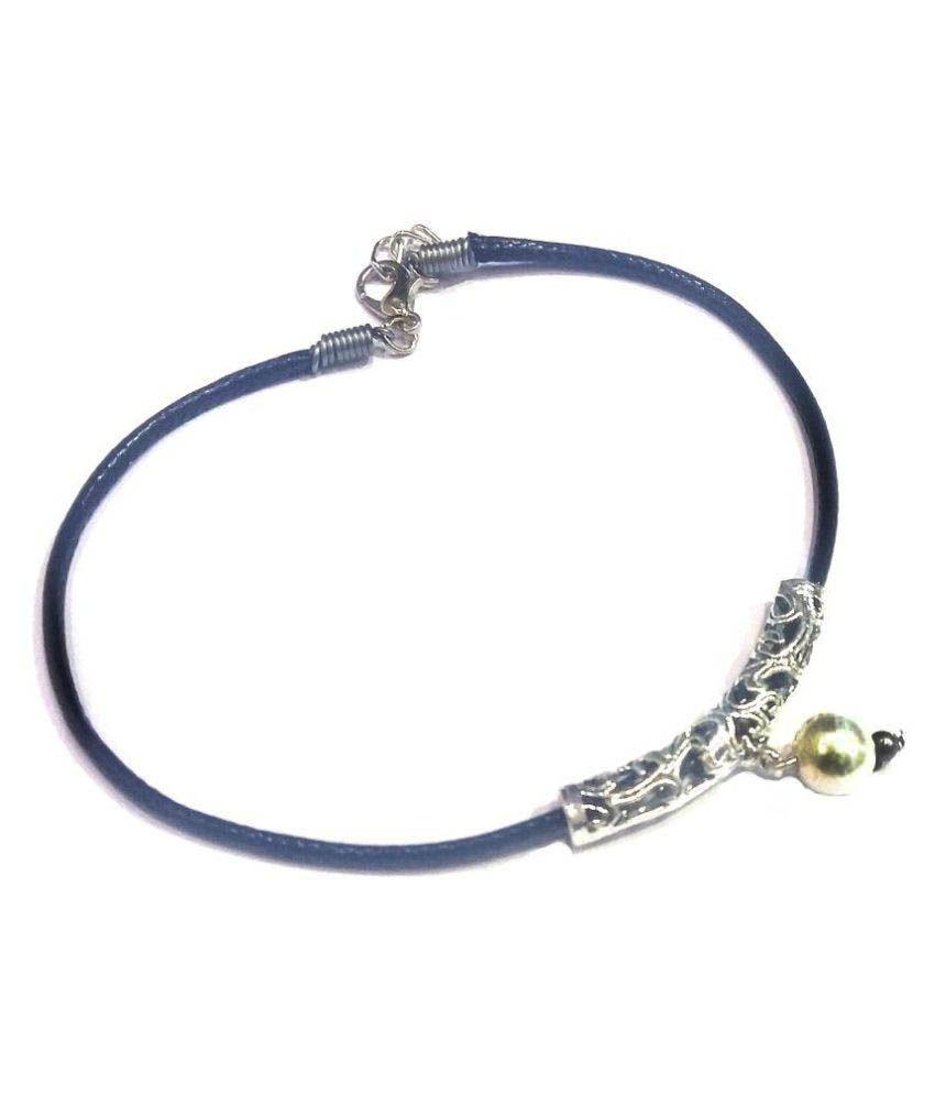 Gurjari Oxi Thread Anklet