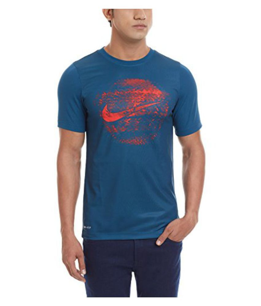 Nike Mens Round Neck T-Shirt