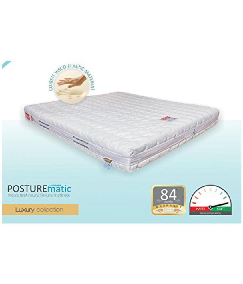 Coirfit Posturematic 6 Inch King Size Memory Foam Mattress Off