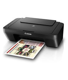 Canon PIXMA MG3070S All-In-One (Print, Scan, Copy, Wifi) printer with Wireless LAN