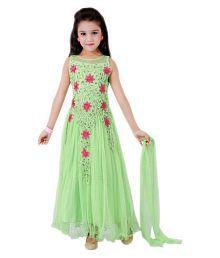 Creativeswilla Green Gown