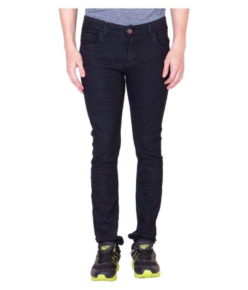 Maxxone Black Slim Jeans