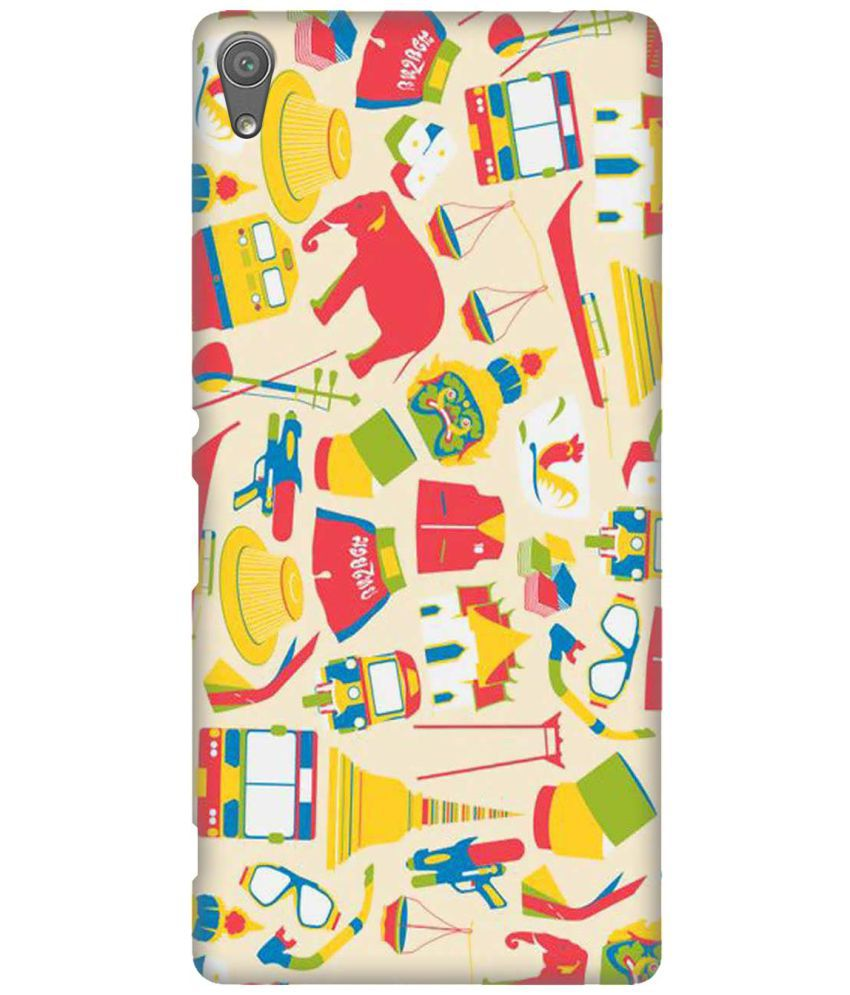 Sony Xperia C6 Printed Cover By LOL