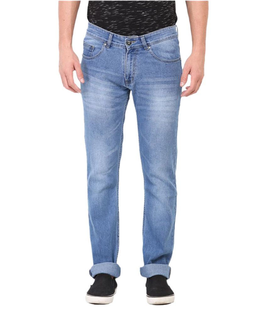 Dais Blue Regular Fit Jeans