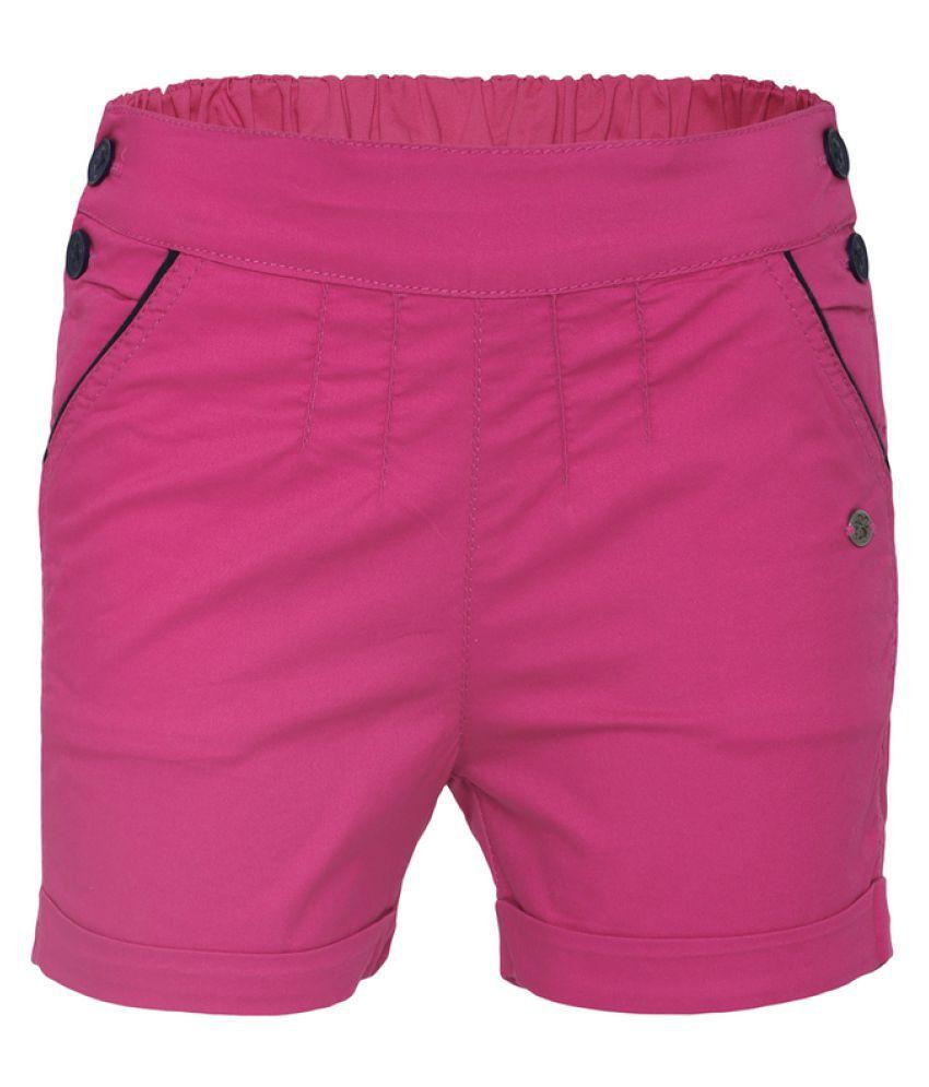 FS MiniKlub Pink Hot Pant