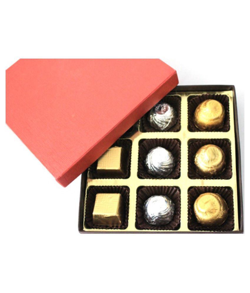 ZOROY LUXURY CHOCOLATE Boxed Designs Chocolate Box 108 gm