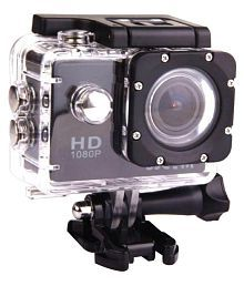 ROOQ 12.1 MP Action Camera