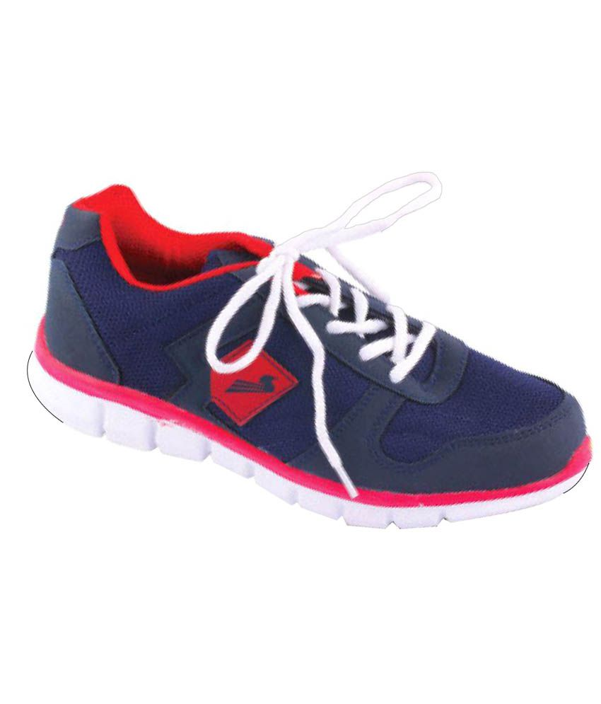 Paragon STIMULUS 9771 NBR Blue Running Shoes