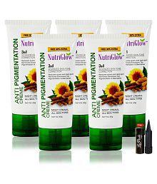 Nutriglow Anti Pigmentation Night Creame Night Cream 65 Gm Pack Of 5